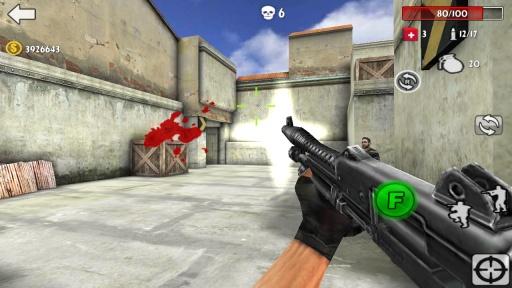 反恐突击:3D射击战争截图14