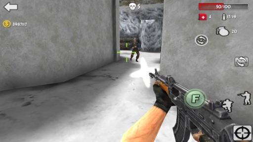 反恐突击:3D射击战争截图2