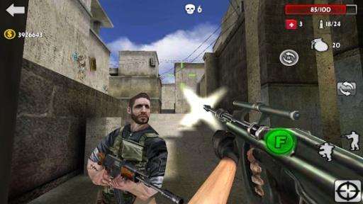 反恐突击:3D射击战争截图5