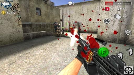 反恐突击:3D射击战争截图7