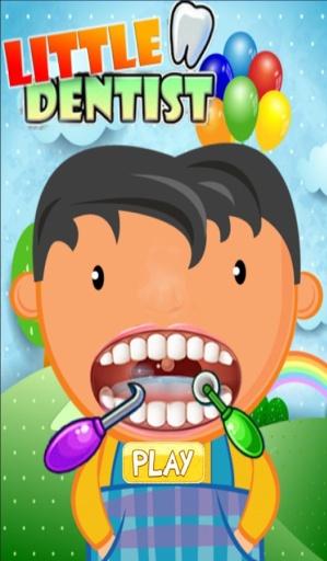 小牙醫-瘋狂名人辦公室