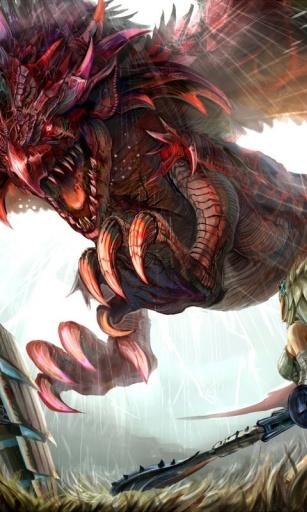 怪物猎人-桌面壁纸