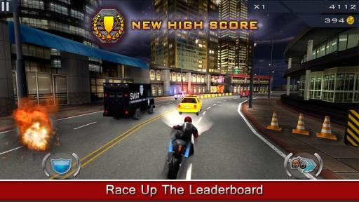 幻影车神 3: 竞速游戏截图4