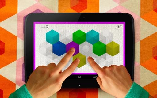 消除彩色方块截图1