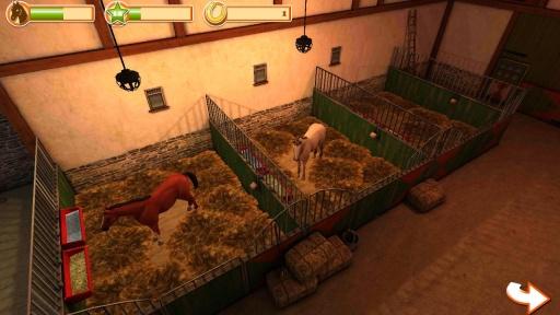 马的世界3D:我的坐骑截图1