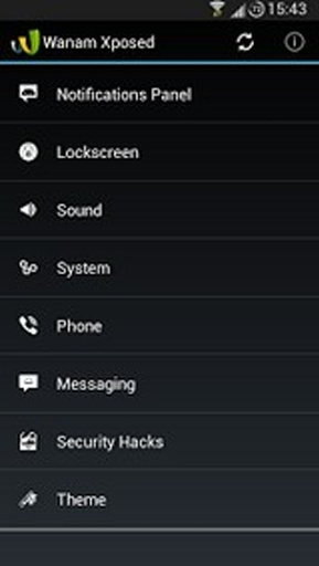 Xposed GEL Settings - XDA Forums - XDA Developers