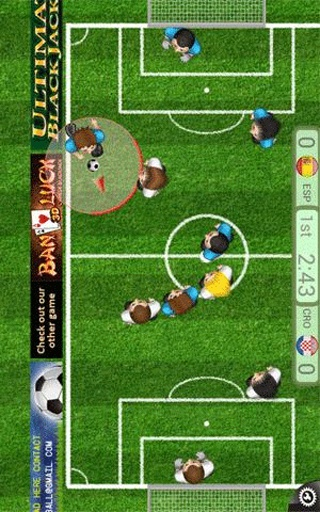 有趣的足球比赛 足球 Fun Football Tournament soccer