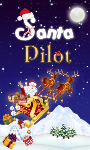 Santa Pilot圣诞老人的试点