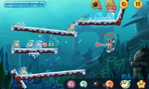 愤怒的小鱼HD截图0