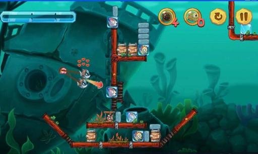 愤怒的小鱼HD截图1