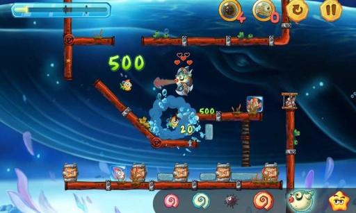 愤怒的小鱼HD截图4