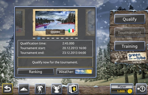 【免費體育競技App】滑雪挑战赛14-APP點子