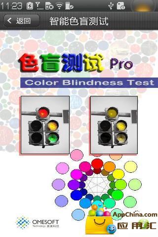 智能色盲测试