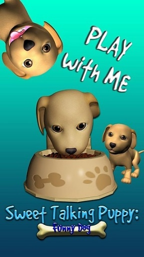 甜说话的小狗:有趣的狗截图1