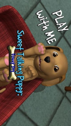 甜说话的小狗:有趣的狗截图2