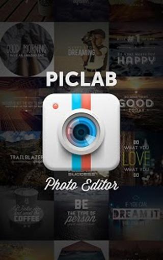 PicLab图片编辑