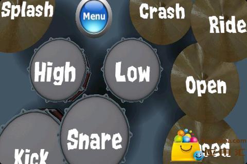 仿真架子鼓|玩生活App免費|玩APPs