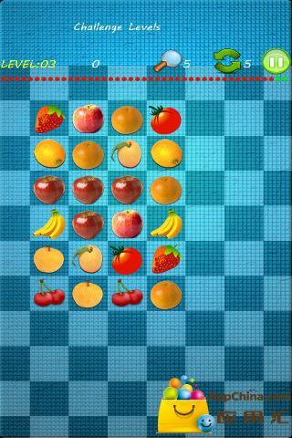 果蔬连连看截图1