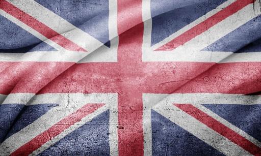 英国国旗的壁纸