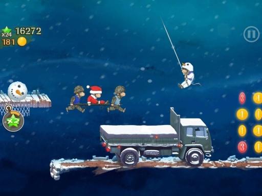 熊英雄:圣诞大劫案截图1