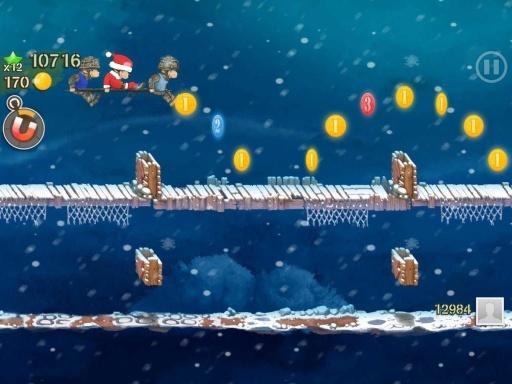 熊英雄:圣诞大劫案截图2