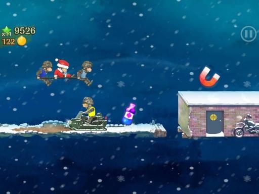 熊英雄:圣诞大劫案截图3