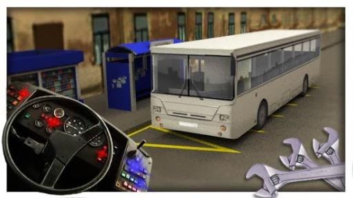 巴士模拟3D截图1