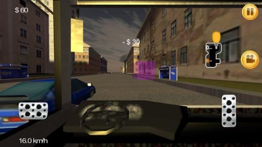 巴士模拟3D截图2