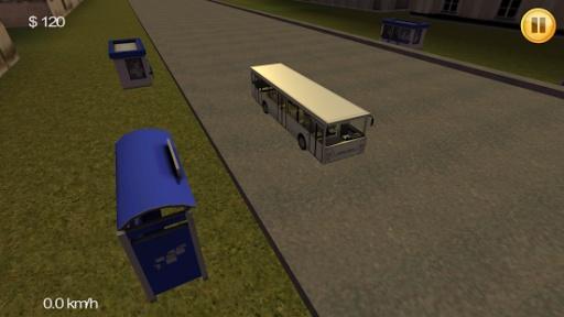 巴士模拟3D截图3