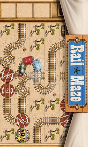 铁路迷宫截图1