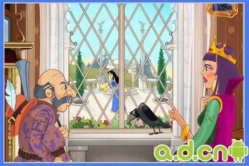 《白雪公主和七个小矮人