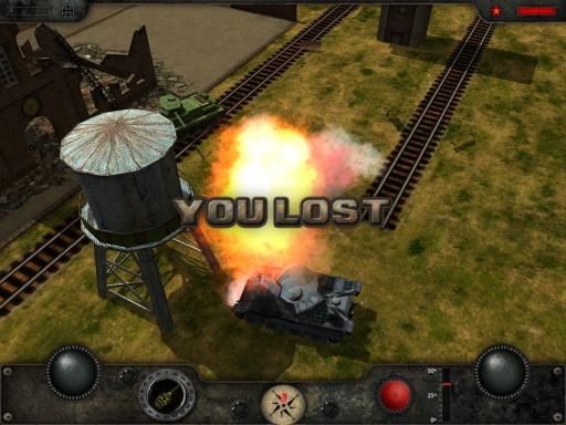 装甲战争:坦克大战截图0