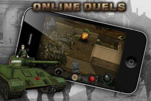 装甲战争:坦克大战截图1