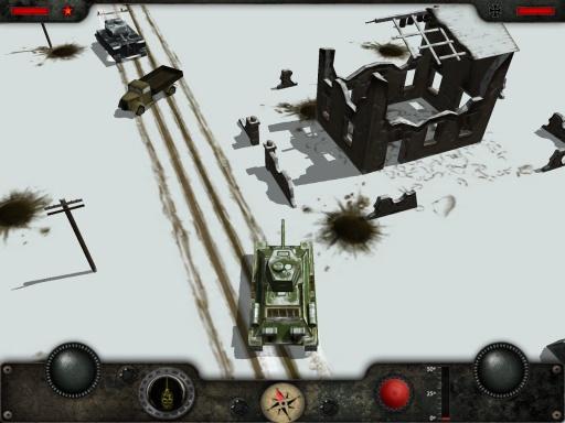 装甲战争:坦克大战截图3