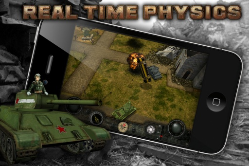 装甲战争:坦克大战截图4