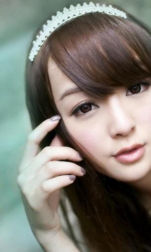 【免費工具App】养眼系美女-桌面壁纸-APP點子