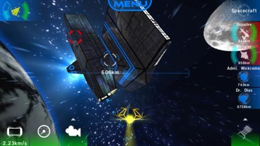 【免費射擊App】星际突击队-APP點子