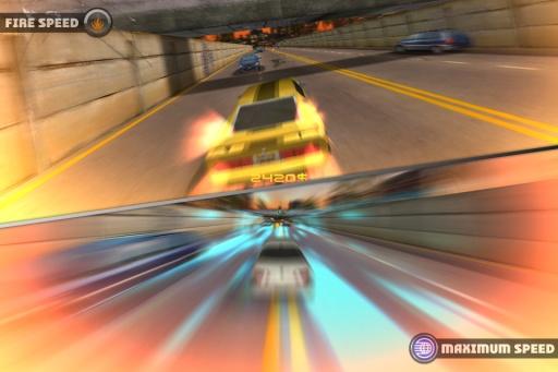 极速狂飙 3D:死亡之路截图1