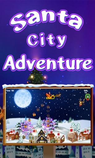 Santa City Adventure 圣诞老人城市冒险截图2