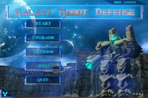 银河机器人防御截图3