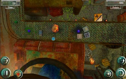平衡球大迷宫|不限時間玩休閒App-APP試玩 - 傳說中的挨踢部門