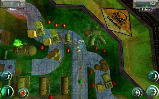 迷宫滚球截图2