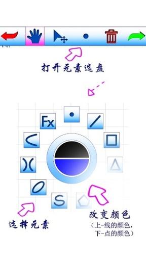 启凡数学画板截图3