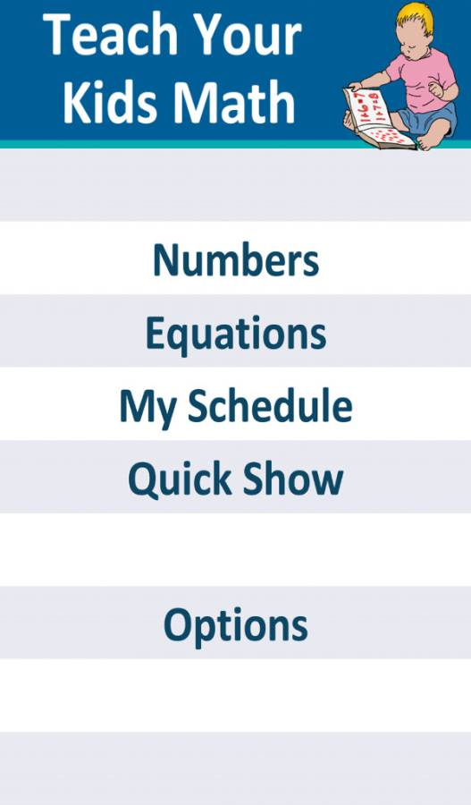 【免費生產應用App】教你的孩子数学-APP點子