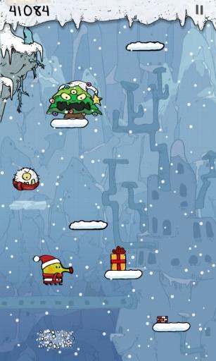涂鸦跳跃圣诞2013版截图1
