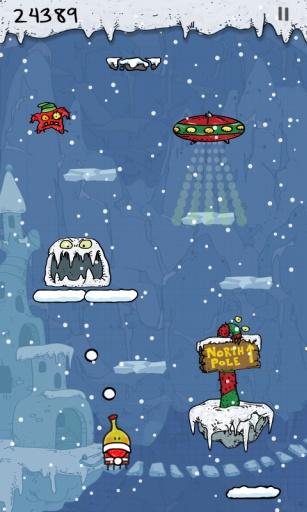 涂鸦跳跃圣诞2013版截图2
