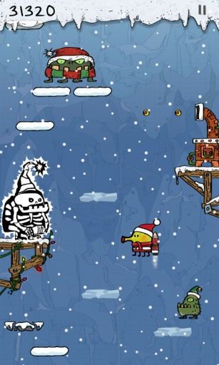涂鸦跳跃圣诞2013版截图3