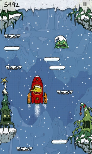 涂鸦跳跃圣诞2013版截图4