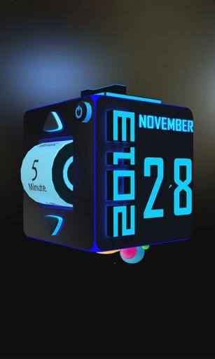 时间盒3D壁纸|玩個人化App免費|玩APPs