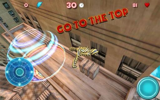 飞天超级男孩基地跳跃截图6